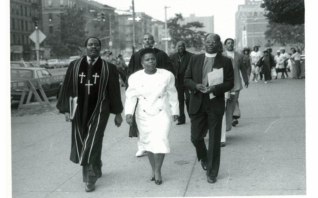 Thank you, Harlem