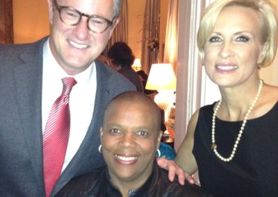 ...with Mika and Joe of MORNING JOE